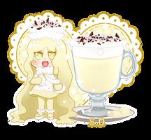 White Hot Chocolate by ScarletDestiney