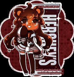 Hershey Kuma: Milk Chocolate by ScarletDestiney