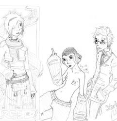 Sketch Dump by silentlysinging
