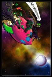 Space Explorer 01.08 by yonjuunana