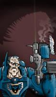 death before dishonor by CRAZYGRAFIX