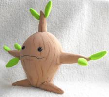 Deku Tree Sprout by HobbaGobwin