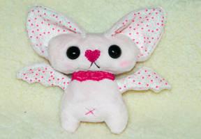 Valentine's Bat by HobbaGobwin