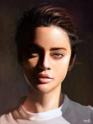 Light Study#036 by Razaras