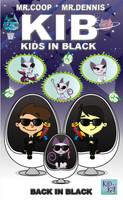 KIDS IN BLACK 2 by jaimepalyo