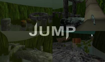 Swamp Jump - Parkour Feral Heart Map by ImmatureGirl