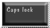 Caps lock - tamp by Angi-Shy