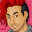 Markiplier Pixel Art by Angi-Shy