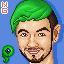 Jacksepticeye Pixel Art by Angi-Shy