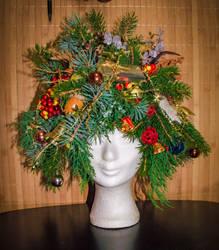 Christmas hair by Angi-Shy
