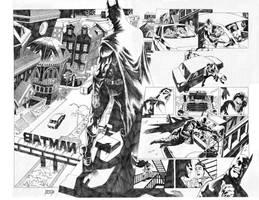 BATMAN by randyvaliente