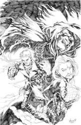 Constantine by randyvaliente