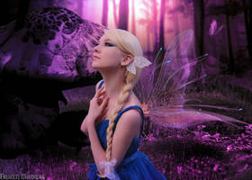 Fairy Of The Forest by frozenmistress