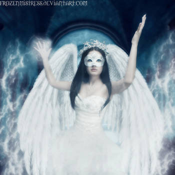 Angel Of Afterlife by frozenmistress