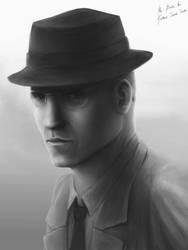 Mr. Burke by Voidwraith-art