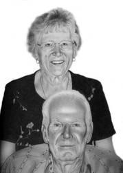 grandparents by portraitsbykaren