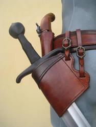 Leather work 80 set 3 by HamraBDG
