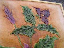 Leather work 85 detail 9 by HamraBDG