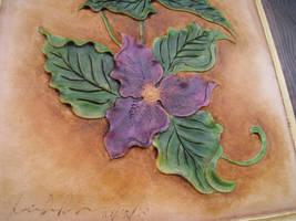 Leather work 85 detail 10 by HamraBDG