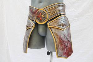 Leather work 114 - 2 by HamraBDG