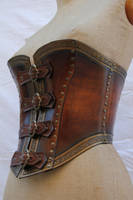 Leather work 119 - 1 by HamraBDG