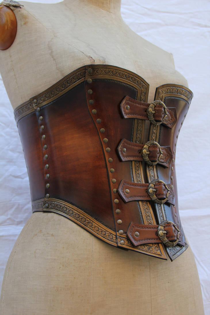 Leather work 119 - 2 by HamraBDG