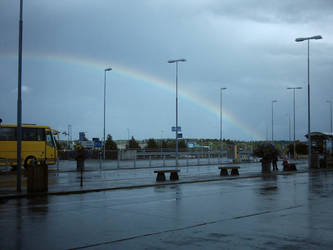 Sad Rainbow by faktorslayer