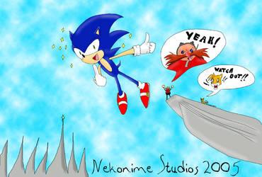 Sonic1 by faktorslayer