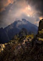 Rysy Peak by Alcove