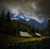 Tatra landscape by Alcove