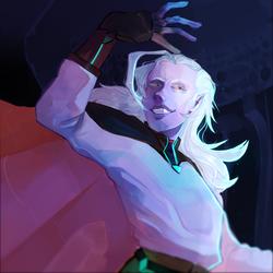 Voltron | Prince Lotor aka jerkfucc | Speedpaint by KitsuneZakuro