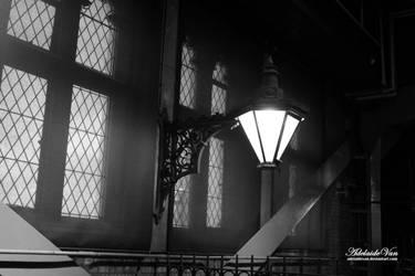 Lampa- Lamp by AdelaideVan