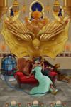 Jazmine Demon of Pride by NeoWolfgang