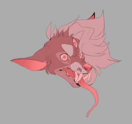 Angry Doggo 2.0 by jojacula