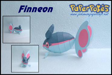 Finneon by Toshikun