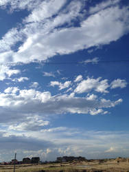 Skies of Colorado by Kitishane