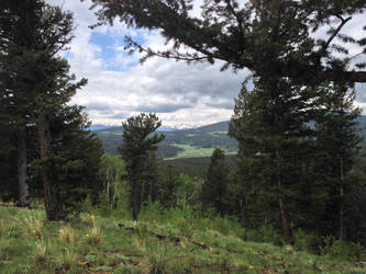 Mountain 03 by Kitishane