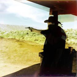 The Surreal Cowboy by Kitishane