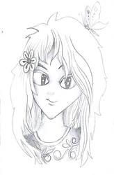 Beautiful Girl by KechumBoomBoom