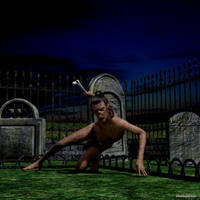 Hunger of Death by boggo2300
