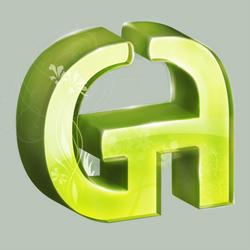 GA logotype by GARIDelf