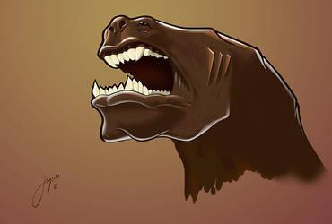 Monster by GARIDelf
