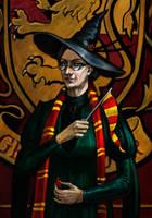 Professor McGonagall by Rami-fon-Verg