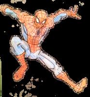 Spider-Man by Lubie-Lu