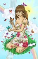 A Pocket Full of Sunshine by Lubie-Lu