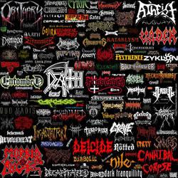 Death Metal by redalakchiri