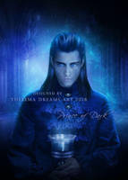 Prince of Dark by ThelemaDreamsArt