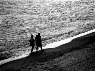 A Walk Together by xgenesisx