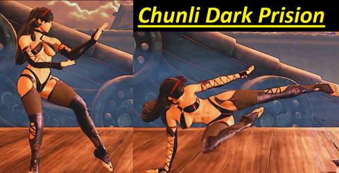 Chunli Dark Prison SSR - SFV Mod by ecchigamer