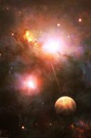 Astounding Vastness by cosmicbound